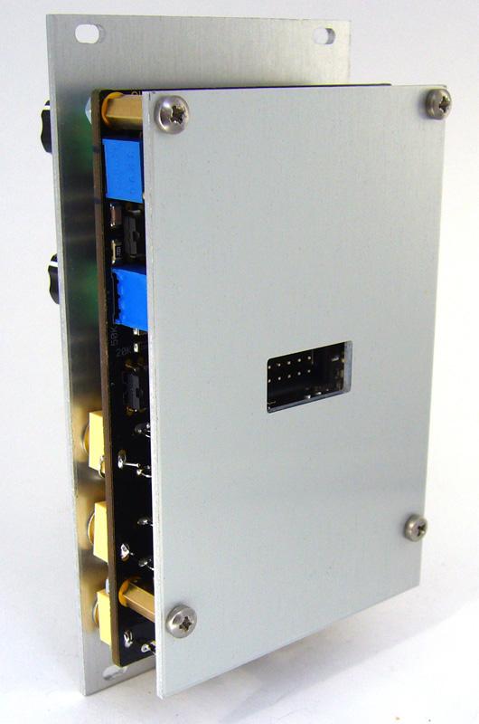 L-1 Quad VCA Mixer
